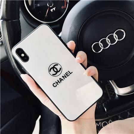 CHANEL iphoneXRケース 鏡面