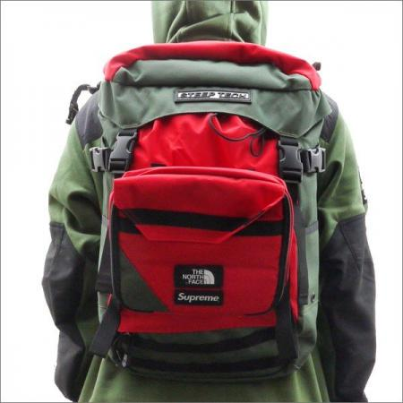 SUPREME シュプリーム×THE NORTH FACE ザノースフェイス 16SS Steep Tech Backpack バックパック